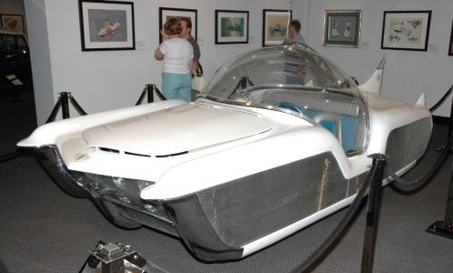 Voiture Bulle – Astra Gnome (1956)