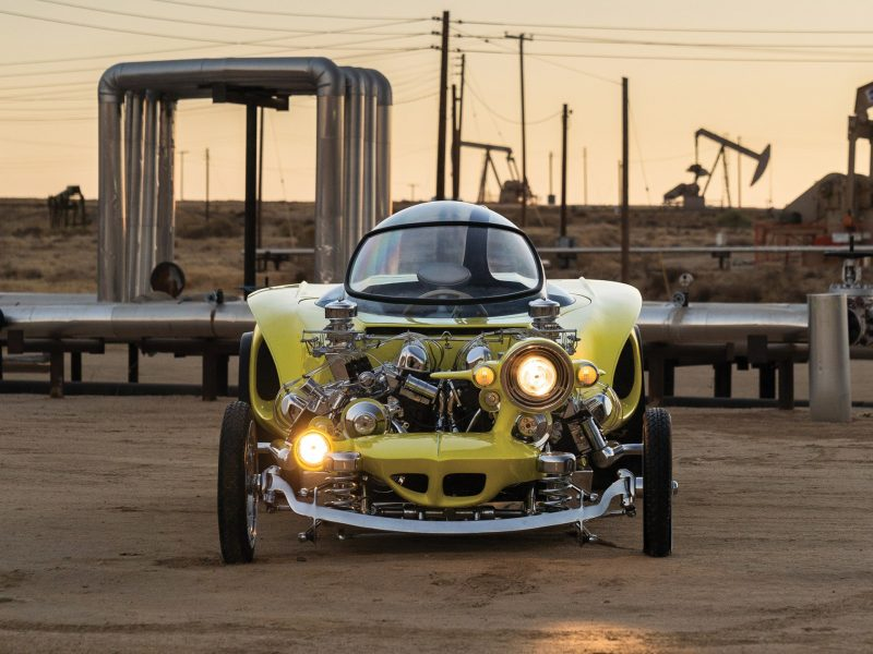 Beatnik Bandit Ed Roth – USA