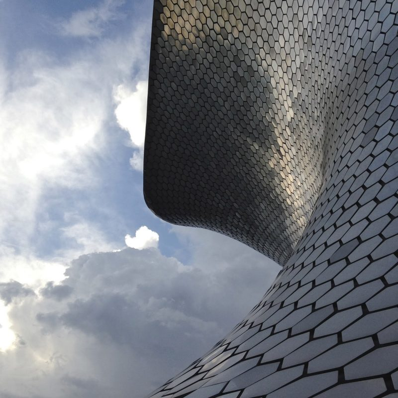 Architecture – Musée Soumaya, Polanco Mexico City (2010-2011)