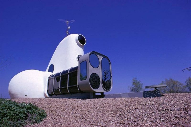 Ant Farm House of the Century 1972 Texas USA