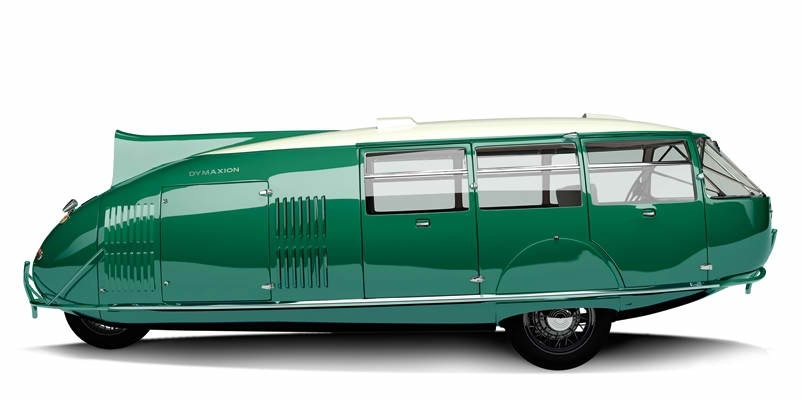 Dymaxion Car (1933) Richard Buckminster Fuller (1895-1983) Architecte, Designer Américain
