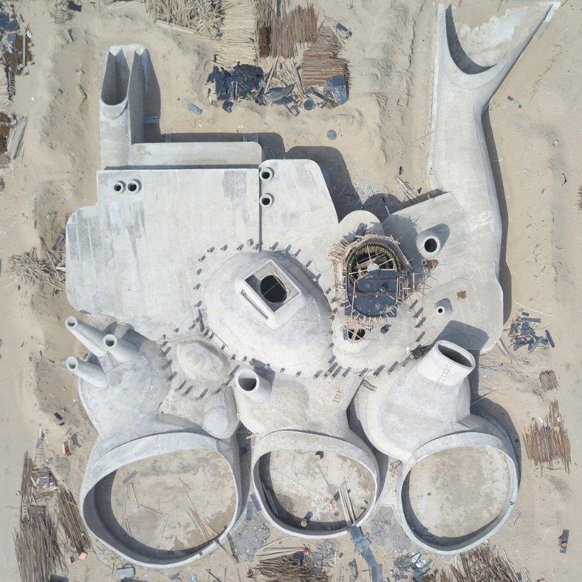 Dune Art Museum (2015-2017) UCCA – Beijing, Chine