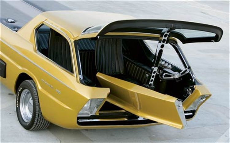 Dodge A100 Deora (1965-1967) US