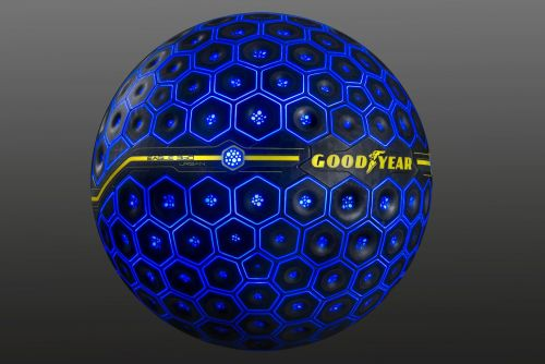GoodYear Eagle 360 ​​° Spherical