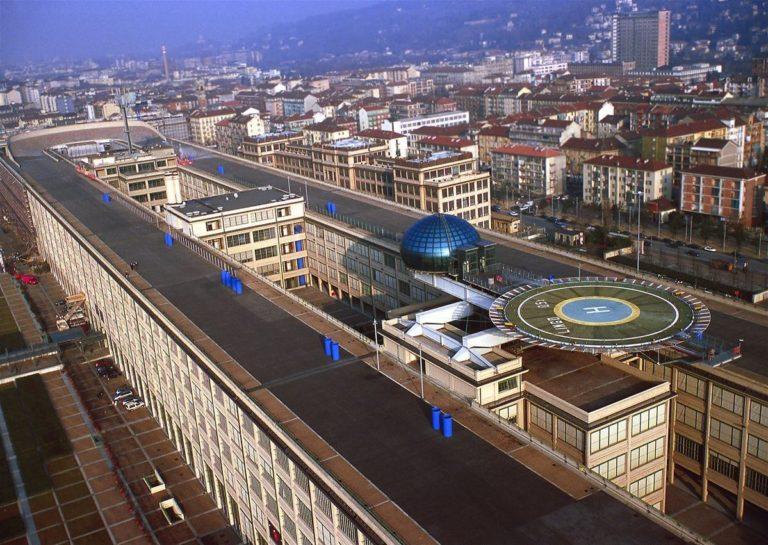 Globo de la burbuja (1994) Renzo Piano - Circuito Fiat ...