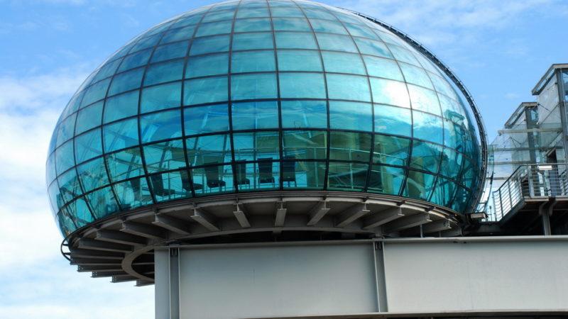 Globe Bolla (1994) Renzo Piano – Circuit Fiat, Turin Italie