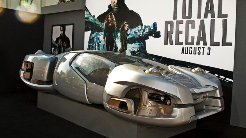 Movie Total Recall Vehicles (2012) Paul Verhoeven United States