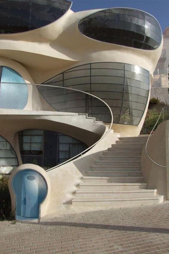 Biomorphique Architecture (2007-2014) Ephraim-Henry