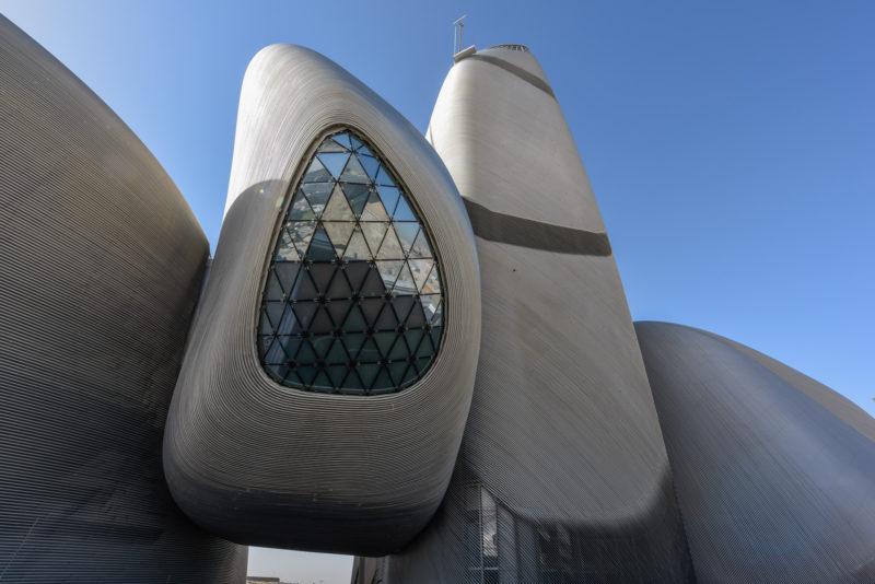 Centre King Abdulaziz – ZAH HADID Architect – Centre culturel (2017) Dharhan, (Arabie Saoudite)