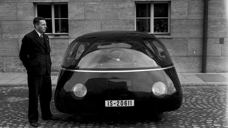 Bulle – Schlörwagen «Pillbug» 1939 (Berlin) Allemagne