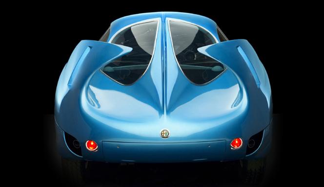 Alfa Romeo (B.A.T) 5,7,9, Italie