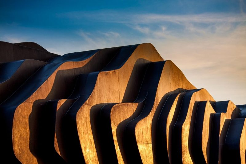 East Beach Cafe (2005-2007) Thomas Heatherwick Studio – Littlehampton, UK