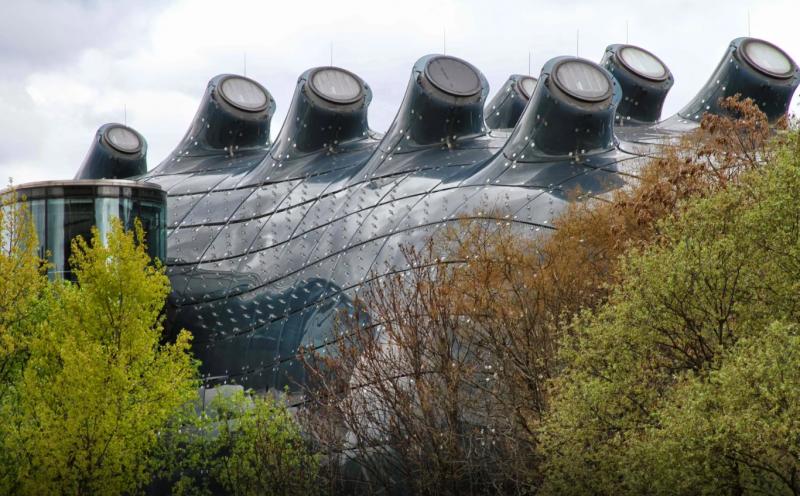 Musée (2001-2003) Kunsthaus, Graz Autriche