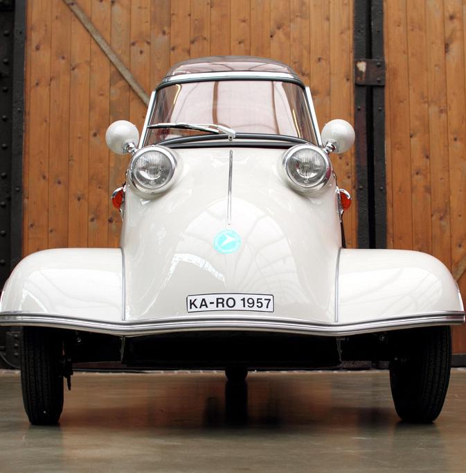 Naissance des Messerschmitt (1950) Fritz Fend (1920-2000) Allemagne