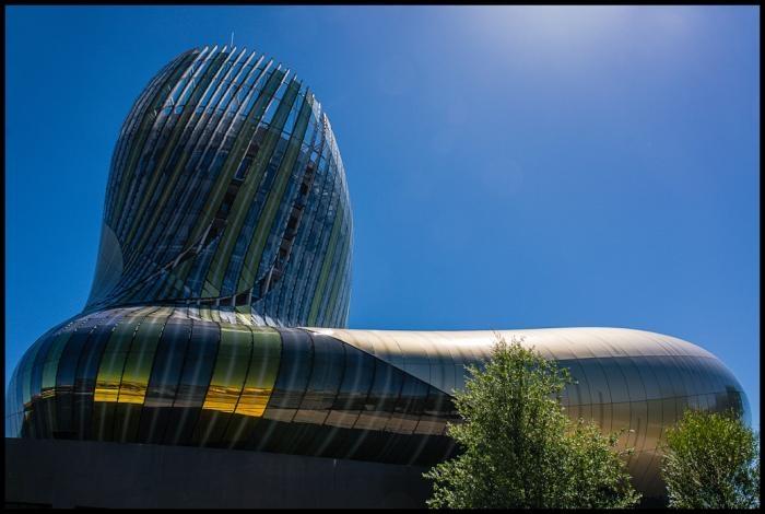 Bulle La Cité du Vin (2016) – Centre Culturel et Exposition – 33000 Bordeaux