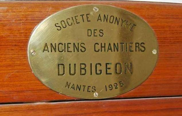 Chantiers Dubigeon – Prototypes, Brevet de La Bulle Six Coques