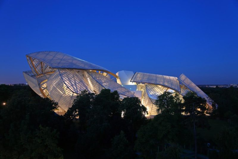 Bulle – Fondation Vuitton  – Frank Gehry