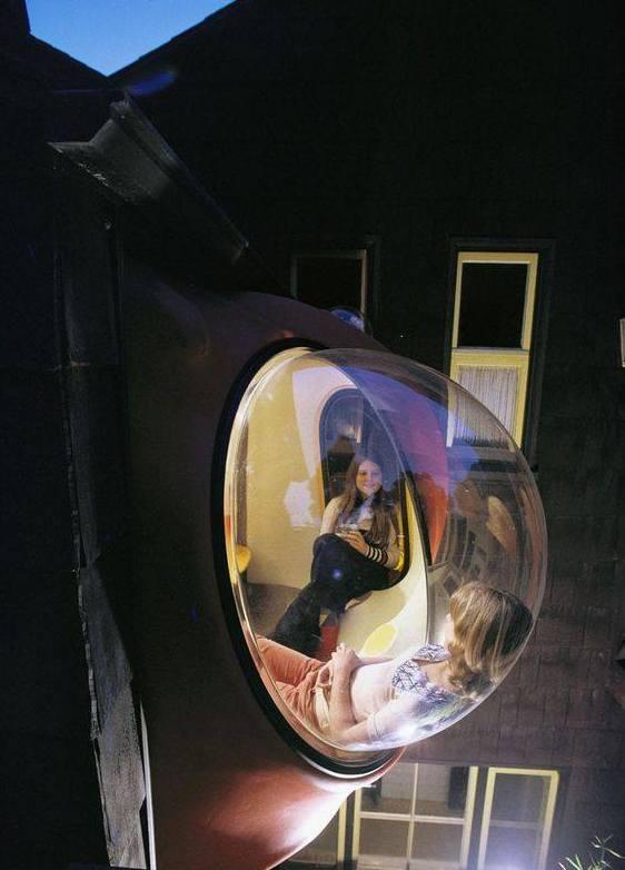 Concepts, Maisons Plastiques – XXe Siècle