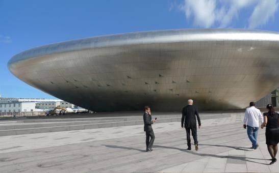 Bubble – UFO DESIGN – Museum Shenzhen (China)