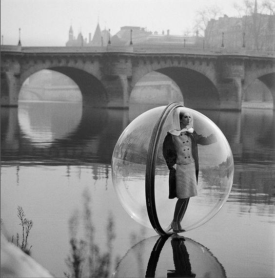 The Bubble Series, Melvin Sokolsky 1963