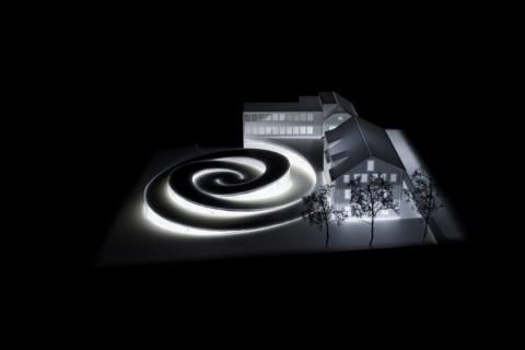 Bulle Architecture – (Projet – Spirale) (1868) La Maison des Fondateurs – (2004) Rolex Center SANAA – Suisse