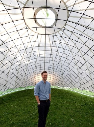Bulle Pavillon  Sheltair (2017) – Gregory Quinn – Berlin – Allemagne