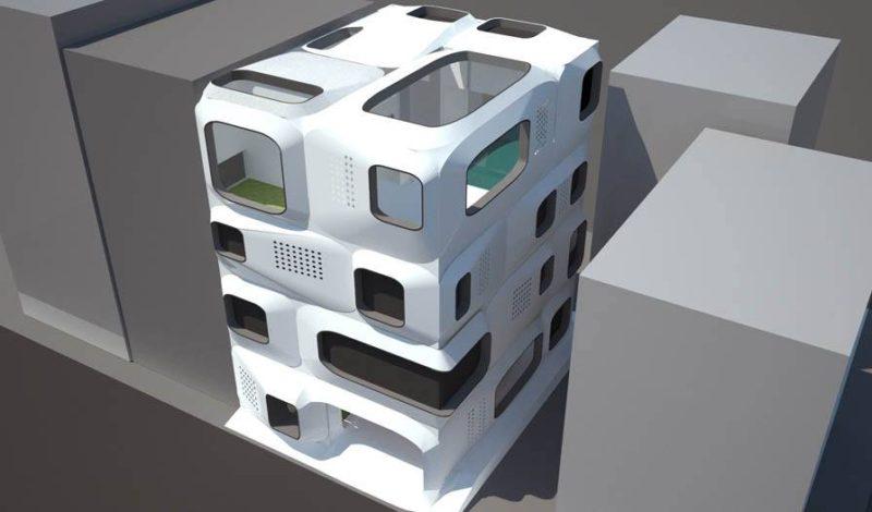 Sujit Nair Design Group – Bureau SDEG (2007) Résidence