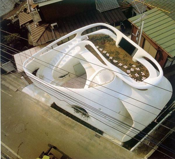 Truss Wall House – Ushida Findlay Architects JAPON