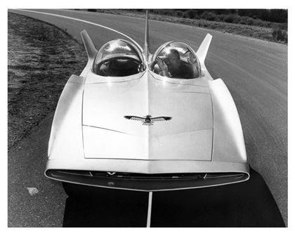 Harley Earl GM – Prototypes Firebird I – II – III – IV USA