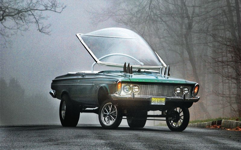 1963 Plymouth Fury – Andy Wickenheisser New-Jersey