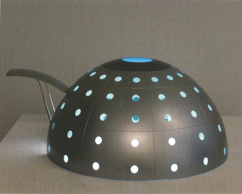 Projet d'un Module Habitable (2005) de Roger Tallon