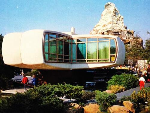 La Maison du Futur  » The House of the Future  » Disneyland, CA