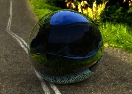 Roller Sphère (2010) Designer Krasimir Emilov Asenov, Bulgarie –