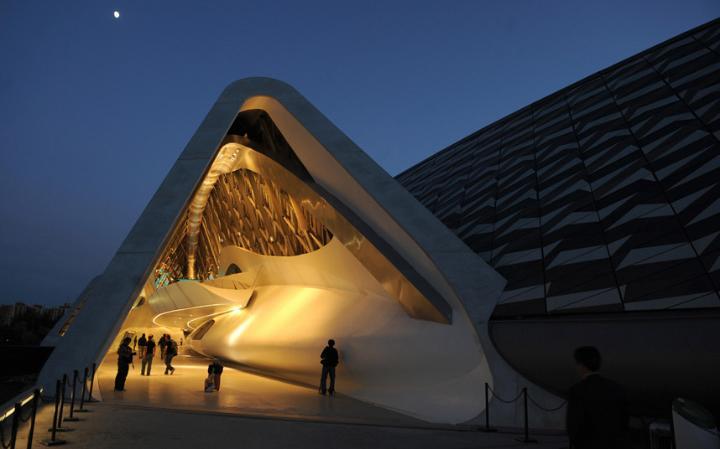 Zaragoza Bridge, Pavilion Expo 2008 – ZAHA HADID – (Espagne)